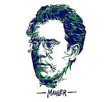 Gustav Mahler Photographic Print