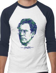 Gustav Mahler Men's Baseball ¾ T-Shirt