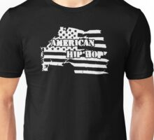 American Hip Hop (White) Unisex T-Shirt