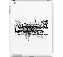 The Chemical Brothers iPad Case/Skin