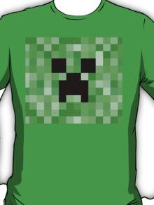 Creeper face - Minecraft T-Shirt