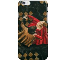 Pick a Partner who Knows what he's Doing iPhone Case/Skin