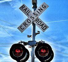Railroad Xing by Lyndsay81
