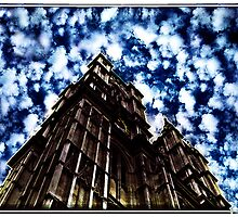 Westminster Abbey by 3equals4