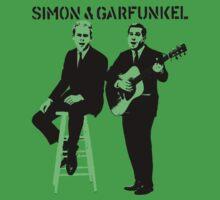 Simon & Garfunkel Kids Clothes