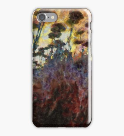 From Below iPhone Case/Skin