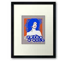 Frida 2014 Framed Print