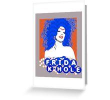 Frida 2014 Greeting Card