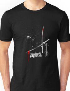 cutting edge for darker shirts Unisex T-Shirt