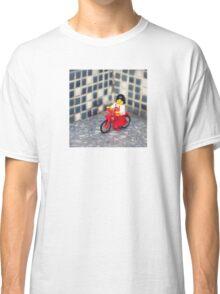 ::: { THE CYCLIST } ::: Classic T-Shirt