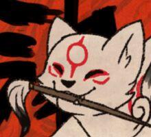 Okamiden Chiberetsu Sticker