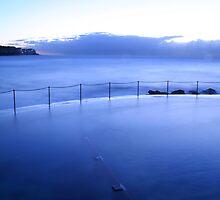 Ocean Pool Blues by Chris Jallard