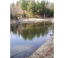 The Beaver Pond Photographic Print