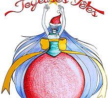 Joyeuses Fetes ! (Happy Holidays !) by studinano