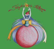 Joyeuses Fetes ! (Happy Holidays !) Kids Clothes