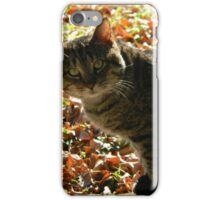 WHAT ARE YOU DOING? iPhone Case/Skin
