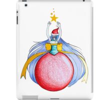 Christmas ball Princess iPad Case/Skin