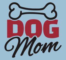 Dog mom Kids Tee