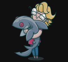Creative Shark One Piece - Long Sleeve