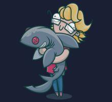 Creative Shark Kids Tee