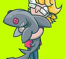 Creative Shark by artdyslexia
