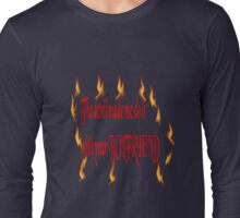 The Devil and your girlfriend Long Sleeve T-Shirt