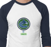Canucks Men's Baseball ¾ T-Shirt