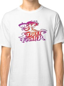 Sakura Street Fighter Classic T-Shirt