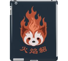 Legend of Korra: Fire Ferrets Pro Bending Emblem iPad Case/Skin