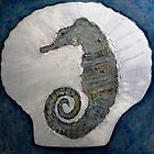 "Sorrento Sea Horse by Belinda ""BillyLee"" NYE (Printmaker)"