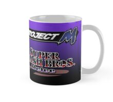 Zelda with Melee and Project M logos Mug