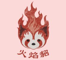 Legend of Korra: Fire Ferrets Pro Bending Emblem Kids Clothes