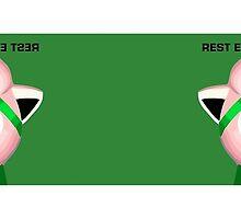 Melee Jigglypuff Rest 'Em by geranimo