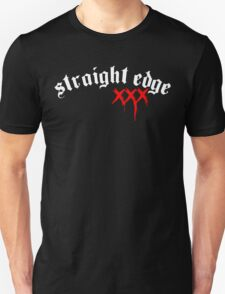 Straight Edge - 2 T-Shirt