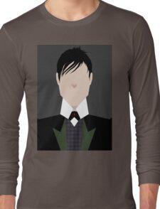 Oswald Cobblepot - The Penguin (Gotham) Long Sleeve T-Shirt