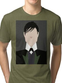 Oswald Cobblepot - The Penguin (Gotham) Tri-blend T-Shirt