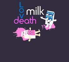 a love, death and milk story Unisex T-Shirt