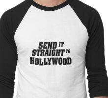 Hollywood Aura Men's Baseball ¾ T-Shirt