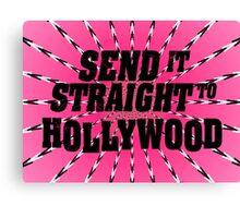 Hollywood Aura Canvas Print