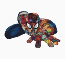 Spiderman on Acid Kids Clothes