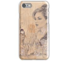 Aetherios: The Guardian of Dreams iPhone Case/Skin
