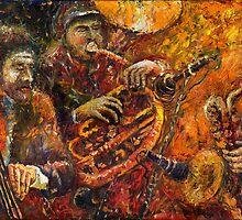 Jazz.Trio. by Yuriy Shevchuk
