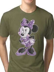 Miss Minnie Tri-blend T-Shirt
