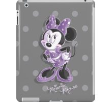 Miss Minnie iPad Case/Skin