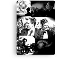 True Montage Canvas Print