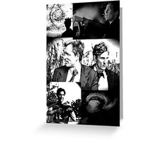 True Montage Greeting Card