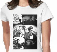 True Montage Womens Fitted T-Shirt