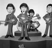 The Beatles by Dylan & Sarah Mazziotti
