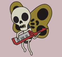 Jamin' Skull Butterflies by CatMeowsterson