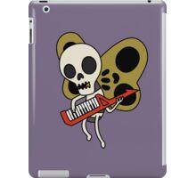Jamin' Skull Butterflies iPad Case/Skin